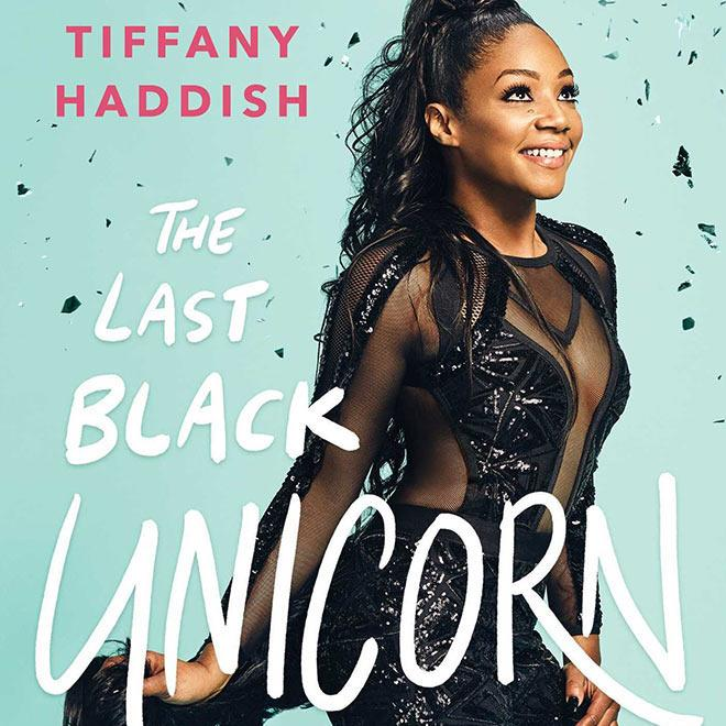 Cover of The Last Black Unicorn by Tiffany Haddish
