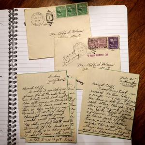 Letters from Mary to Clifford