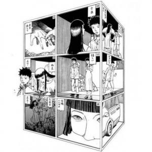 Shintaro Kago, Abstraction (from hifructose.com)