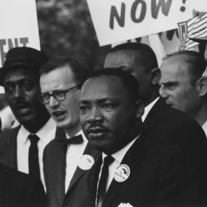 Martin Luther King Jr., a major target of COINTELPRO
