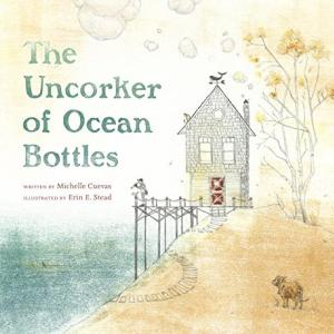 Cover of The Uncorker of Ocean Bottles